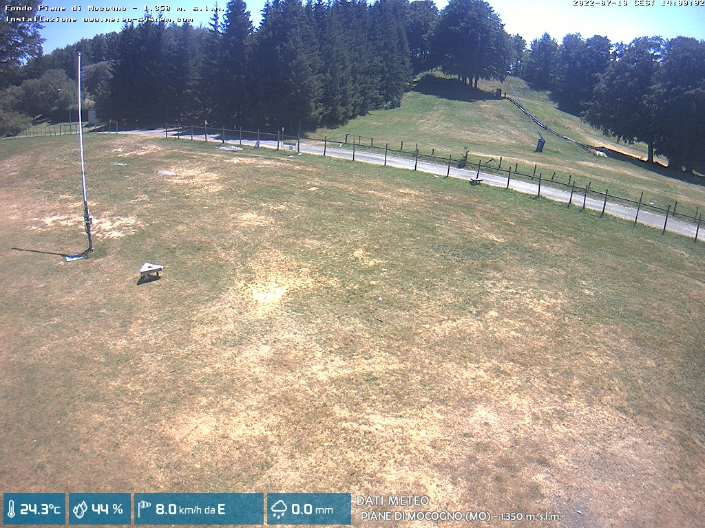webcam piane di mocogno