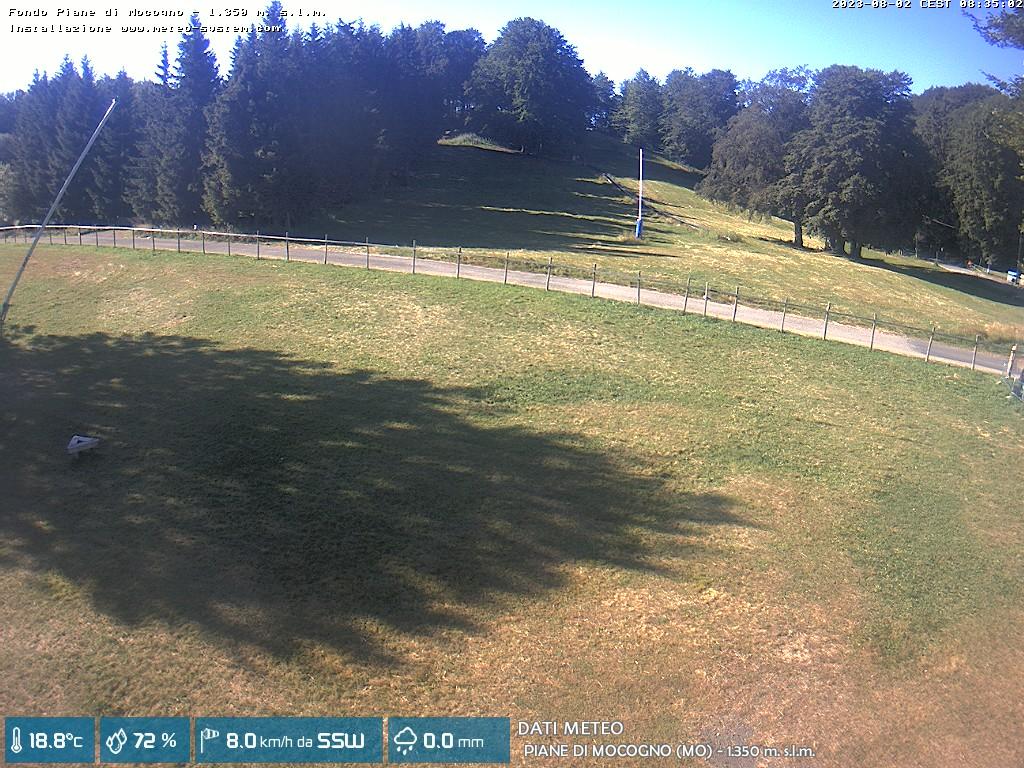 Webcam piste