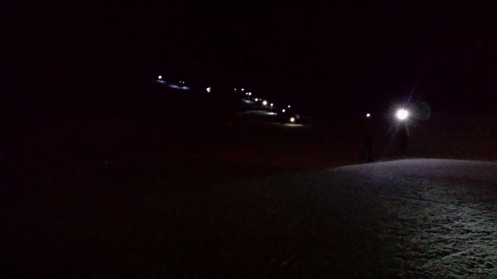 Ciaspolata notturna 28 gennaio 2017