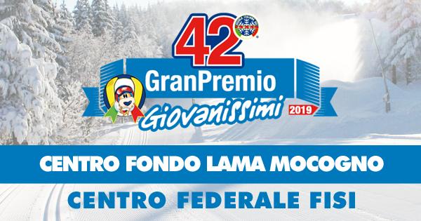 24.3.19: GranPremio Giovanissimi c/o Centro Fondo Lama Mocogno