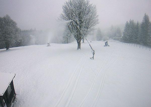 Neve al Centro Fondo / 28 dicembre escursione o ciaspolata.